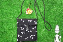 Nuestros bolsos / Algunos de nuestros bolsos que vamos creando poco a poco y por vuestra petición.