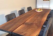 double slab table