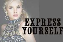 Lookbook: Express Yourself / MissesDressy.com has put together our very own Sherri Hill Prom 2014 LookBook: Express Yourself  http://www.missesdressy.com/lookbook/sherri-hill / by MissesDressy