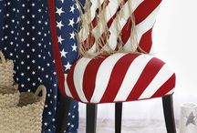 Color Combo: Red, White, And Blue