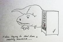 Life as a T-Rex is Hard