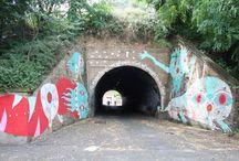 Rome / Řím / #streetart in #Rome #welovestreets #art #street #Italy
