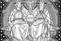 serigrafias religiosas