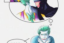 Comic Slash/Femslash