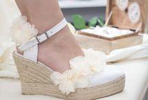 Alpargatas de novia