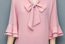 blouse polos semi formal