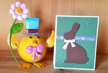 Rj's Easter Card Creations