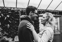 Abigail + Kurtis Engagement