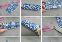 Zipper sewing