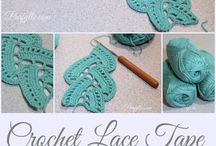 Lace - we crochet it, you'll love it! / This are the models we like, this is our sweet-sweet weakness and we're are crocheting it for you.