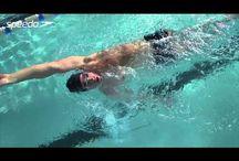 κολύμβηση-ύπτιο