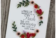 DIY and crafts cards