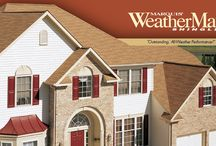 Marquis WeatherMax / Three-Tab Shingles (Our Most Economical Shingles) - Marquis WeatherMax shingles are designed for homeowners who demand superior performance, classic detailing, and a traditional appeal in a basic 3-tab shingle.