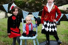 G's Circus/Carnival Birthday Party / Old-fashioned circus/carnival/sideshow.