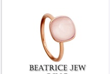 Beatrice Jewellery Ring / Park Avenue Ring, natural stone e precious metal.