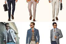 Mens Style dress