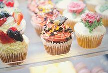 Cupcake inspiratie / by Eva Rosbergen