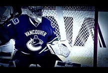 Canucks & Hockey / My favourite sports team!