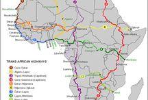 Overland maps