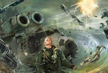 military art skecth
