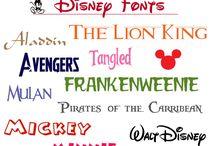 Disney <3 / by Jules Garabedian