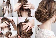 Прически  hairstyles