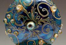 Beads:Lampwork