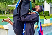 Graduation Picture Ideas / Graduation ~Masters ~Couple ~Black Love ~ Photos By: Focal Muse Photography