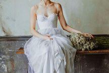 Boho Weddings / Some nice bohemian wedding inspiration.