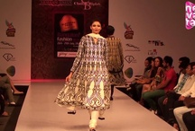 Aiman Agha & Armaan Randhawa's Collection from Bangalore Fashion