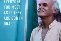 Ram Dass, George Harrison and spirit