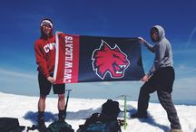 Where in the world are our Wildcats? / Central Washington University #WildcatPride can be found all over the world!