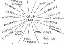 Self Care / People forget to take care of themselves.  Each day we need to something that benefits us.  We can't help others, do our jobs, care for our friends and family if we don't give ourselves a little attention. These are my tips