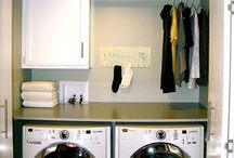 Small Laundry Spaces