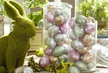 Easter Ideas / A board dedicated to all things #Easter to help you find ideas for Easter entertaining! Easter recipes, Easter decor, Easter games, etc.