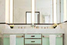 bathrooms / by Simone Jones