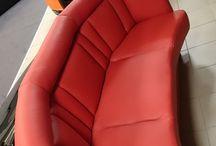 Lamborghini Mucielago sofa / Lamborghini Mucielago sofa, interior design office