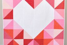 Heart sewing quilting projects