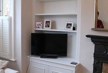 Built In Tv Cabinet