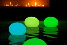 Night pool party ideas