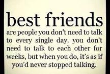 Friends Forever / #friend #friends #friendship #best friend #bestie #besties #bff