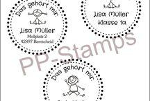 DIY Stamps - Stempel