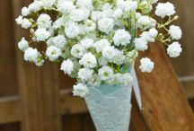 Aisle & Pew flowers