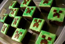Mine craft bday ideas