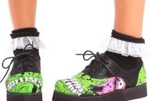herranpieksut / all about shoes