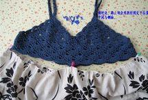 Canesú crochet