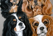 Dog Portraits / Dog art and Portraits by Mechelle Roskiewicz of Loved Dogs Art