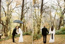 Weddings - Rain can still be fun!