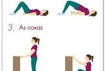 Exercícios para fazer em casa❤