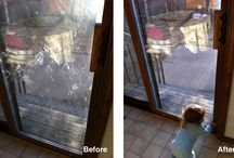 Norwex Before & After! / Norwex improves quality of life by radically reducing the use of chemicals in your entire home. Norwex truly makes cleaning easier and faster for our busy lifestyles. Save lots of money by ditching all your chemical cleaners and disposable products! / by Jenna @ Domestic Engineer
